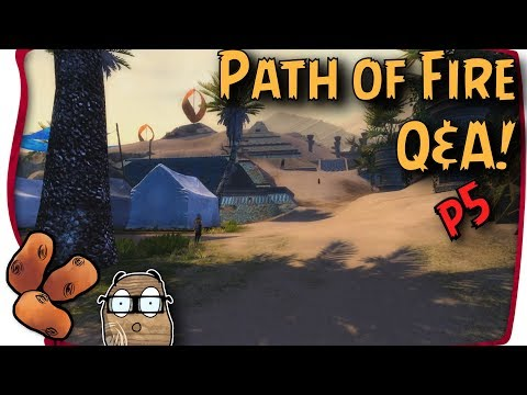 Guild Wars 2 - The Big Path of Fire Q&A | Part 5
