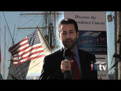 Joe Miller, iCaucus endorsed candidate for Senator of Alaska