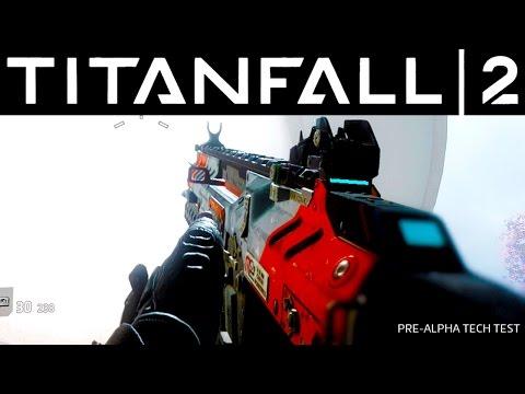 TITANFALL 2 TECH TEST GAMEPLAY (Titanfall 2 Xbox One)
