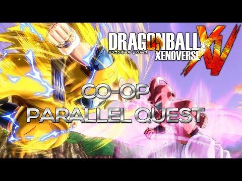 "Dragon Ball Xenoverse Co-op Gameplay #1 (LetsPlay) ""Attack Of The Saiyans"""