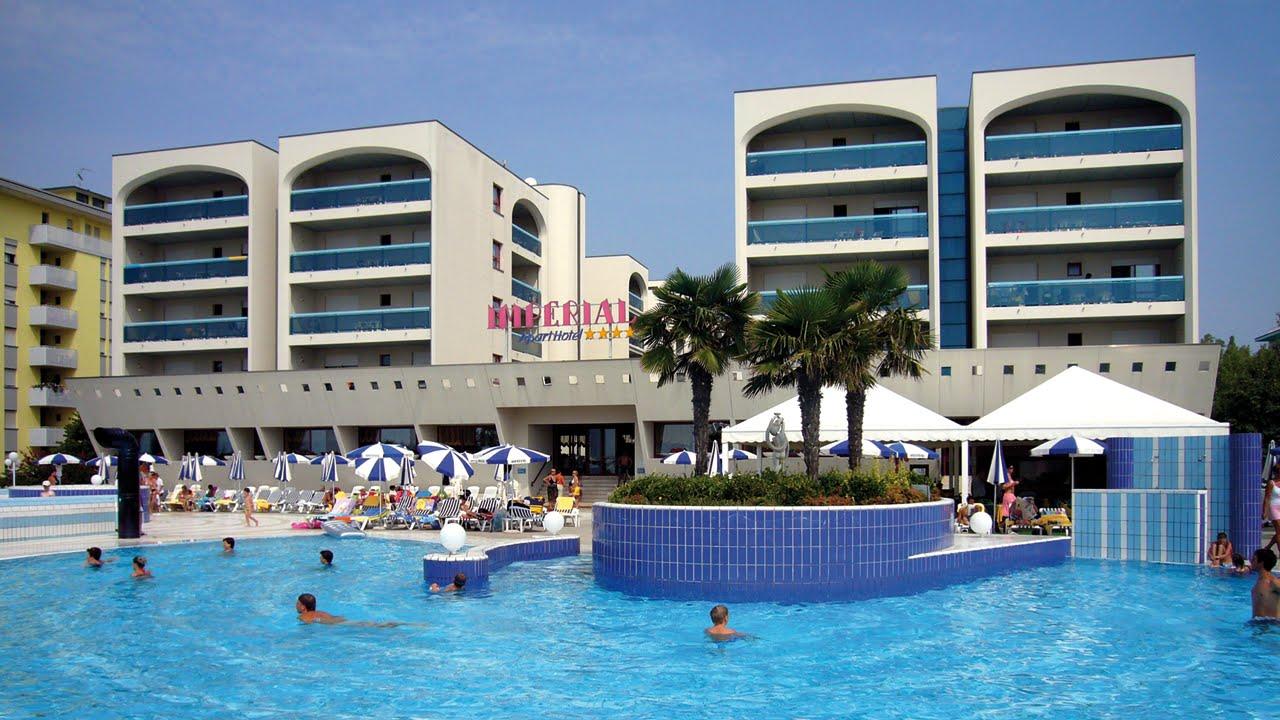 Hotel Bibione Italien