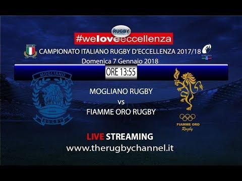 Mogliano Rugby - Fiamme Oro Rugby 10a Giornata