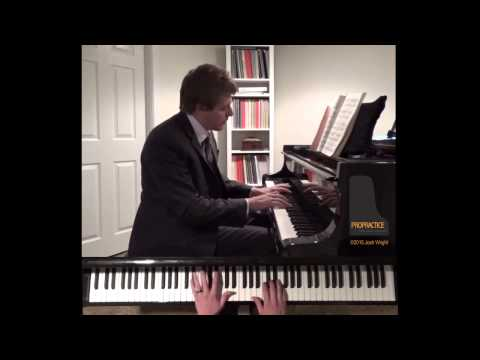 Chopin Nocturne In D-flat Major, Op.27 No.2 Tutorial - ProPractice By Josh Wright