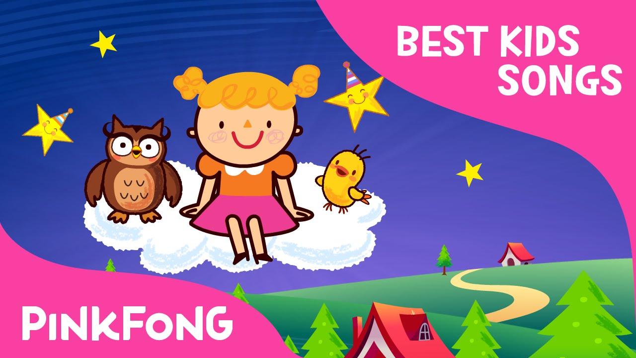 Twinkle Twinkle Little Star For Kids