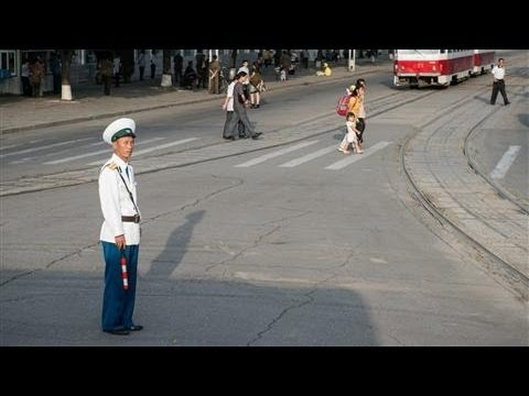 Streets of North Korea: GoPro Video Roadtrip in Pyongyang