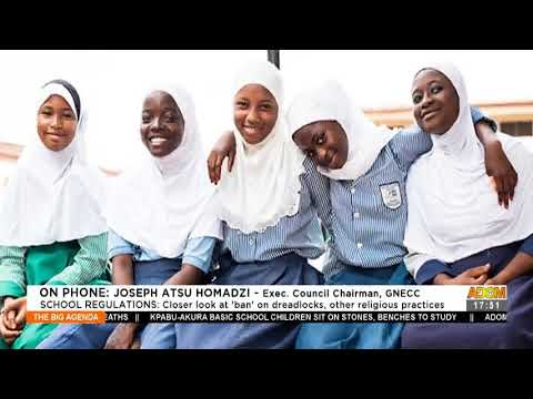 School Regulations: Closer look at 'ban' on dreadlocks, other religious practices (6-5-21)