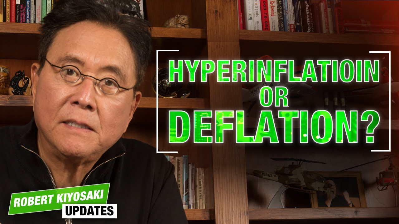 Will the Fed Save the Dollar or Save the Economy? - Robert Kiyosaki Quarantine Updates