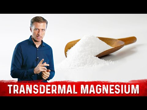 What is Transdermal Magnesium?
