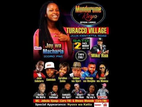 múndúrúme-kieya-launch-@turacco-village-juja