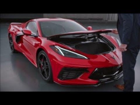 2020 Corvette Dual Trunk Chevrolet Youtube
