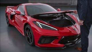 homepage tile video photo for 2020 Corvette: Dual Trunk   Chevrolet