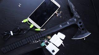 Telefonunuzu 100 Saniyede %100 Şarj Ettiğini İddia Eden Adaptörü İfşa Ediyoruz!