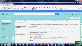 3c - Mettre une signature automatique sur Gmail