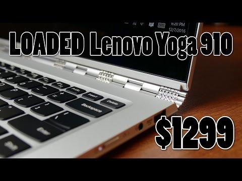 Goodbye MacBook, Hello Yoga 910!
