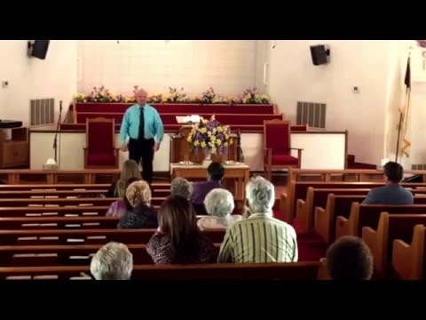 Sermon:  Humble Yourselves Under the Mighty Hand of God:  Pastor Greg Polly:  4-24-16