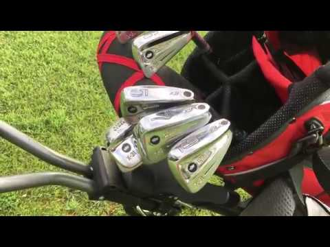 GOLF: Vlog with 50 Year old Golf Clubs