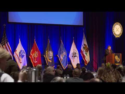 Pacom Commander Speaks at WEST 2017 Naval Conference