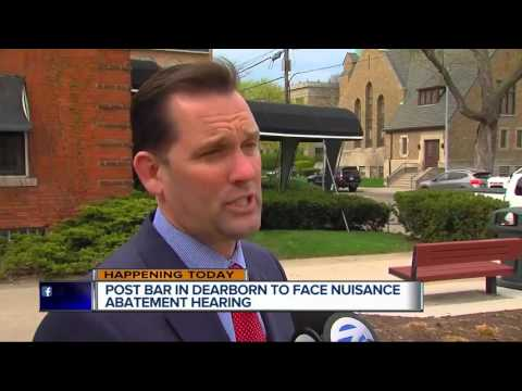 Post Bar in Dearborn to face nuisance abatement hearing