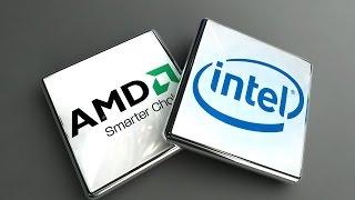 Как выбрать компьютерный процессор . Все о компьютерных процессорах .