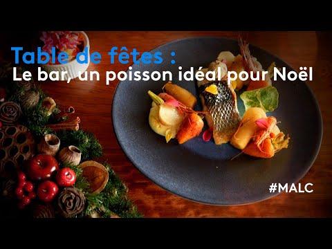 table-de-fêtes-:-le-bar,-un-poisson-idéal-pour-noël