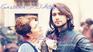 Constance & D'Artagnan || Turning Page {HBD Lore}