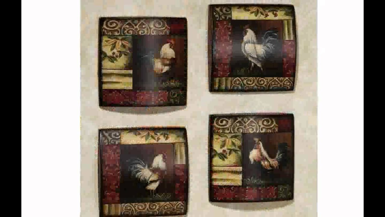 Rooster Home Decor