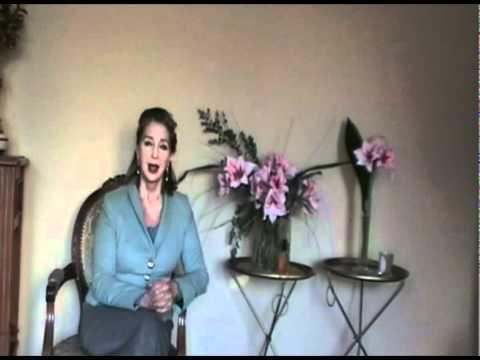 Christine Kaufmann - Die Türen des Wellness-Portals