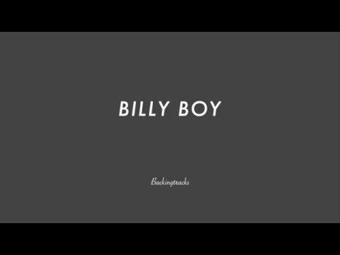 BILLY BOY chord progression - Backing Track (no piano)