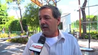 NUBE TOSSICA, PAURA NEL CAMPING