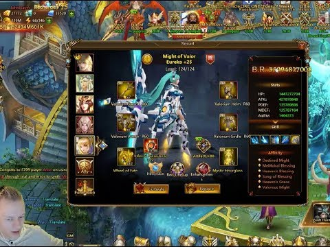 SHOWING A 150 BILLION B.R PLAYER IN LEAGUE OF ANGELS 2 - JOHN PLAYER