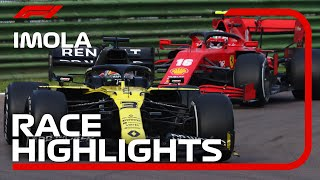 2020 Emilia Romagna Grand Prix: Race Highlights