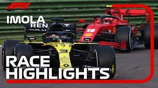 2020 Emilia Romagna Grand Prix: Race Highlights