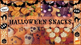 DIY ✧ Easy and Cute Halloween Snacks Ideas Thumbnail