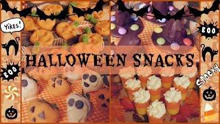 DIY ✧ Easy and Cute Halloween Snacks Ideas Thumbnail