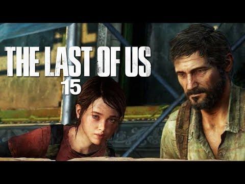 THE LAST OF US • #15 - Eine Waffe für Ellie | Let's Play