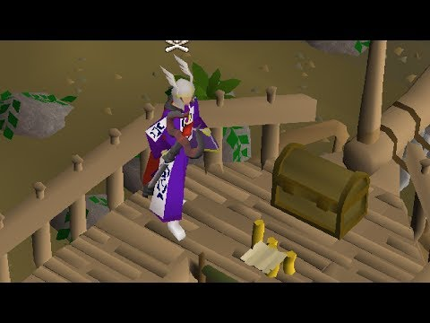 PKing everyone at the updated Larran's Chest
