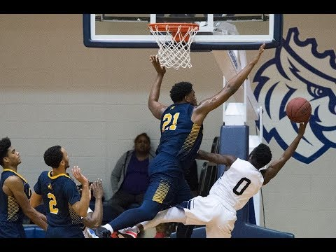 JOHNSON C. SMITH UNIVERSITY VS. LIVINGSTONE COLLEGE MBB