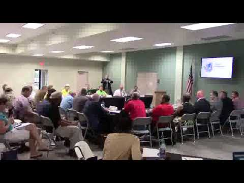 Jim McBreyer's questions from last time --Rick Davis, Task Force Chair