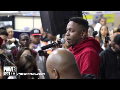 Kendrick Lamar - Hol' Up  [COMPTON, CA]