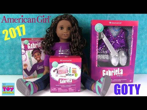 AG Gabriela McBride GOTY 2017 American Girl Doll Accessories Outfit Review 18