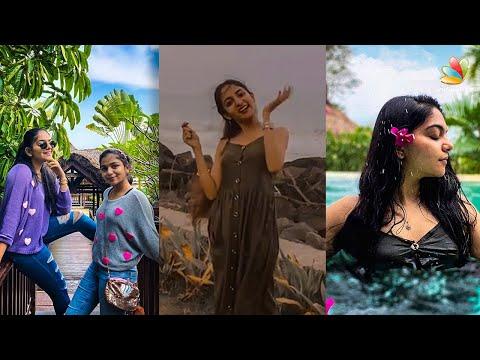 ഔട്ടിങിന് പോയ സഹോദരിമാർ Ahaana krishna, Ishaani Krishna | Latest Malayalam News