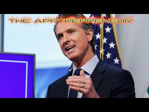 Memo To California Gig Workers: Gov. Newsom Wants You To Wear Your Mask!