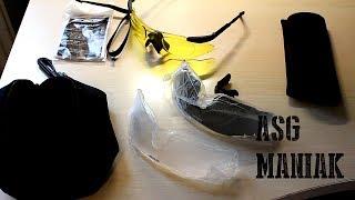 ASG Maniak #19 Okulary korekcyjne, maski itp - Ochrona Twarzy ESS ICE / ESS NVG / Maski Stalker