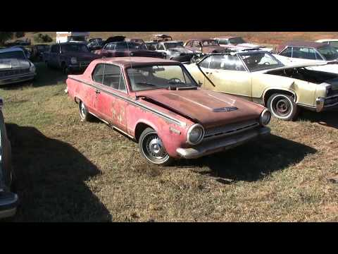 Hudson's Classic Car Junkyard in Forest City, NC: Part 2