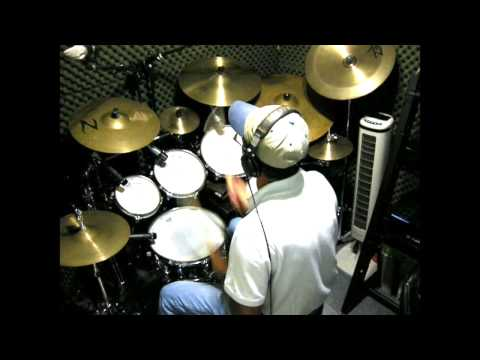 Mixed emotions Rolling Stones drum cover Ivan Drummer Tapia