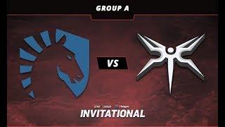 Liquid vs Mineski Game 1 - SL i-League S3 LAN Finals: Group A - @Capitalist @Blitz