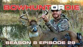 Public Land Buck- Bowhunt or Die Season 8 Episode 29