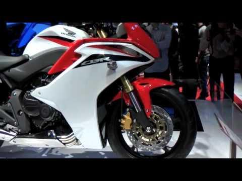 Honda fait le show à Milan: Voici les nouvelles CBR600F, Hornet et CB1000R !