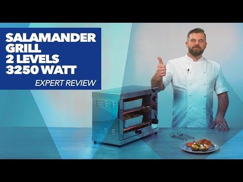 Salamander Grill - 2 Levels - 3250W