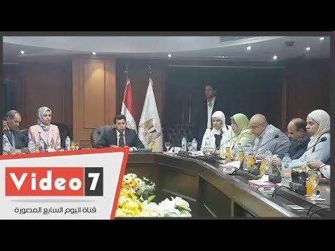 وزير الرياضة يكشف خطة عودة الجماهير المدرجات  - 17:22-2018 / 7 / 17